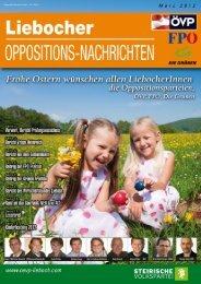 März 2012 - ÖVP Lieboch