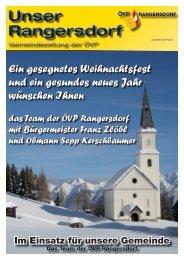 Winter 2009 - ÖVP Kärnten