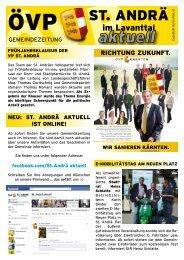 Sommer 2011 - ÖVP Kärnten