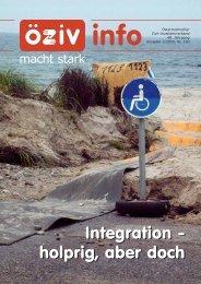 2/09 als PDF... - Österreichischer Zivil-Invalidenverband