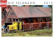 DIE FELDBAHN 2012 - Modellismo ferroviario