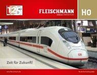 www.fleischmann.de Neuheitenkatalog 2012 - Fleischmann-HO