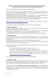 Merkblatt zur Umsetzung der Drittmittelrichtlinien des Bayerischen ...