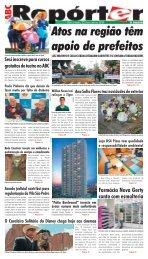 Farmácia Nova Gerty conta com esmalteria - Jornal ABC Repórter