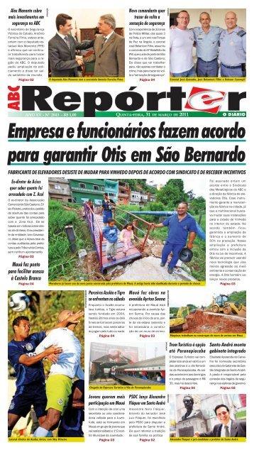 Mauá faz ponte para facilitar acesso à Castelo Branco - Jornal ABC ...