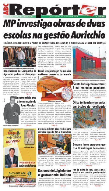 Restaurante Luigi oferece a gastronomia italiana - Jornal ABC ...