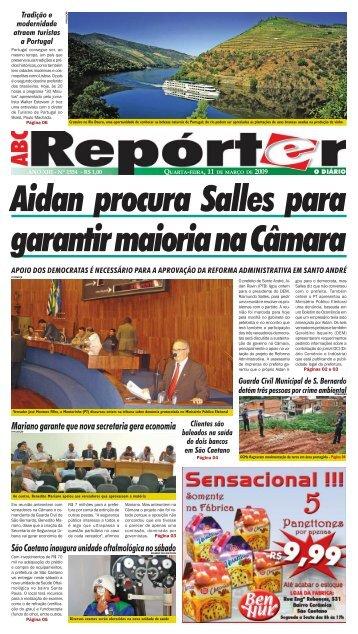 Mariano garante que nova secretaria gera economia - Jornal ABC ...