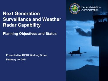 pdf - 170KB - the Office of the Federal Coordinator for Meteorology ...
