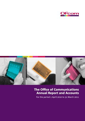 Ofcom Annual Report