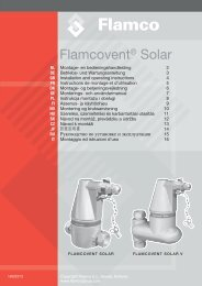 Flamcovent® Solar