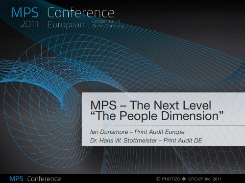 """MPS – The Next Level """"The People Dimension"""" - Off-script.com"""