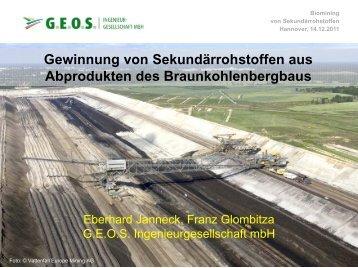 Chemisch - biotechnologische Gewinnung von - Deutsche ...