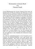 Reinkarnation, Ja oder Nein - Offenbarung - Page 2