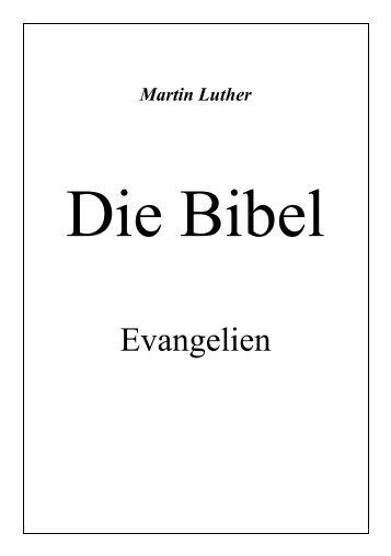 Evangelien - Offenbarung