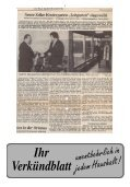 zell-weierbachaktuell FAsENTsERöFFNUNg imDoRF - Page 7