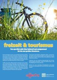 freizeit & tourismus - Offerta