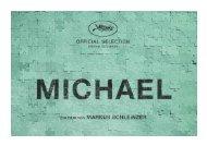 Michael - K-Films Amérique