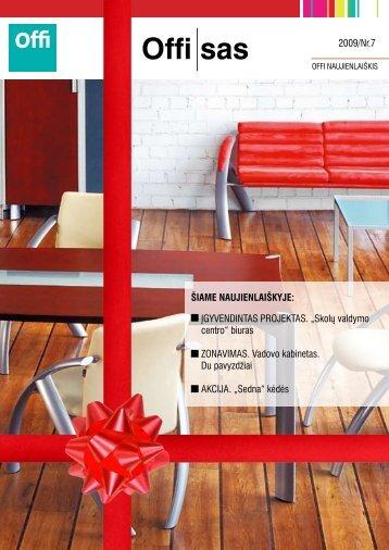 Offi sas - Biuro baldai