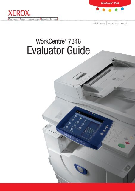 XEROX WORKCENTRE 7345 PCL6 WINDOWS 7 DRIVERS DOWNLOAD (2019)