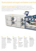 Xerox® DocuColor® 8080 Digitale pers Consistente kwaliteit ... - Page 4