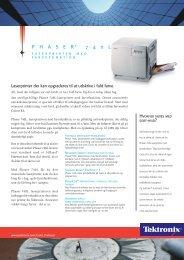 P H A S E R® 7 4 0 L - Xerox