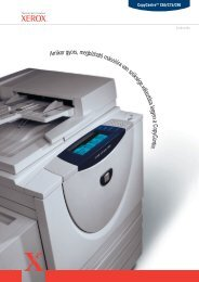 CopyCentre C65/C75/C90 Product Brochure (PDF, 315 - Xerox Office