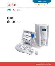 Guía del color - Xerox