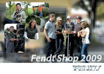 Fendt Shop 2009 - AGCO GmbH