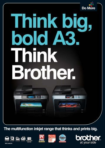 Brother MFC6890CW Brochure - Office Printers