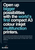 Brother MFC6890CW Brochure - Office Printers - Page 2