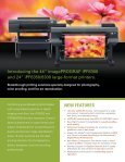 Canon imagePROGRAF iPF8300/6350/6300 Brochure - Office Printers - Page 2