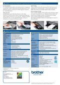Brother HL2240D Printer Brochure - Office Printers - Page 2