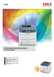Your perfect in-house print partner - Office Printers