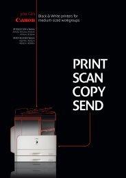 IR2025 Brochure - Office Printers