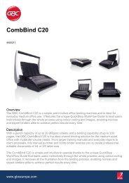 CombBind C20 - Icecat.biz