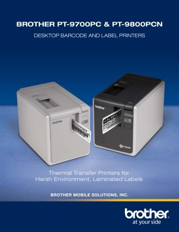 Brother PT-9700PC - Office Printers