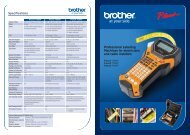Brother PT-7100VP