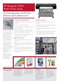 The New HP Designjet Z2100 and Z3100 Photo ... - Office Printers - Page 3