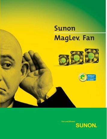 Sunon Technology - Official Electronic