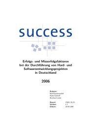 SUCCESS 2006 - Offis