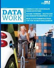 future thinking – Deutscher Rechenzentrumspreis 2011 - OFFIS