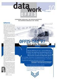 OFFIS-TAG'97