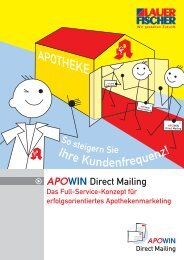 APOWIN Direct Mailing - Offizin 24