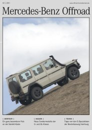 02-2011 - Mercedes-Benz Offroad