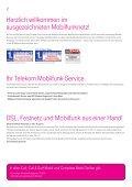 Ihr Mobilfunk Wunschtarif - Seite 2