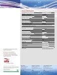 AllWave® ZWP Ocean Fiber (970.46 KB) - OFS - Page 2