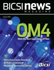 BICSI News Magazine - OFS