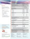 AllWave® FLEX+ ZWP Single-Mode Fiber - OFS - Page 2