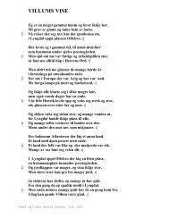 Viser og musikk av Harald Arne Asheim - Oftebro