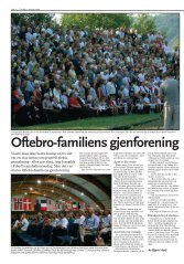 Farsunds avis 10. august 2004 - Oftebro
